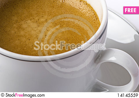 Free Cup Of Coffee Royalty Free Stock Images - 14145559