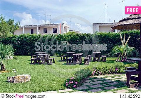 Free Garden Stock Photography - 14145592