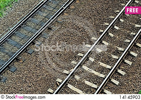 Free Railroad Track Stock Photos - 14145903