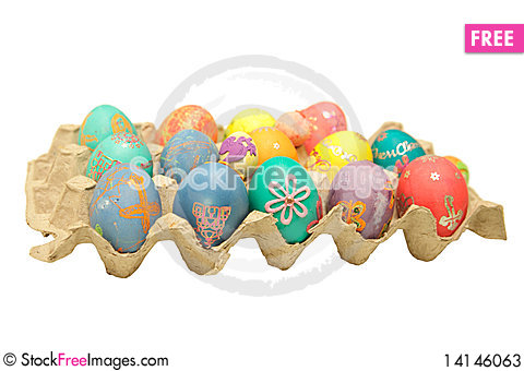Free Easter Eggss Stock Photos - 14146063