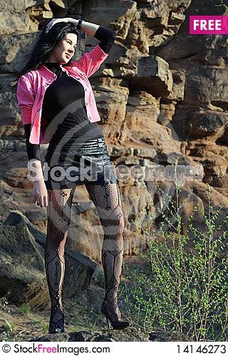 Free Lovely Brunette Stock Photos - 14146273