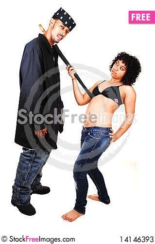 Free A Couple Having Fun. Stock Photos - 14146393
