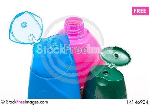 Free Plastic Bottles Stock Images - 14146924