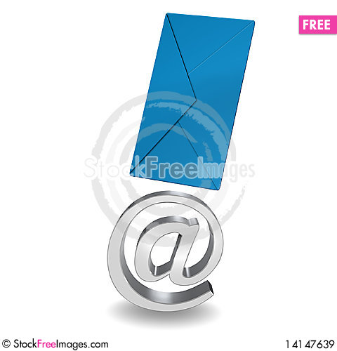 Free Got Mail Royalty Free Stock Images - 14147639