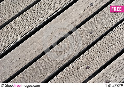 Free Boardwalk Wood Royalty Free Stock Images - 14147879