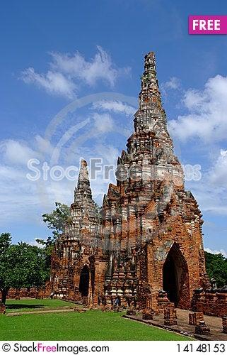 Free Ayutthaya Stock Photos - 14148153