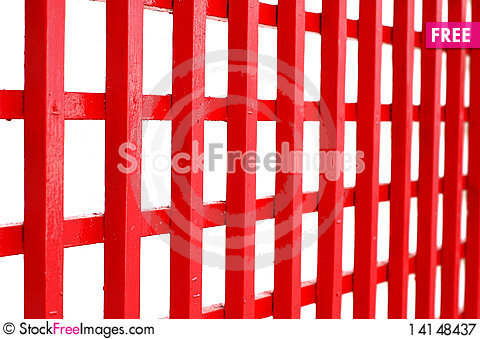 Free Red Wood Royalty Free Stock Photography - 14148437