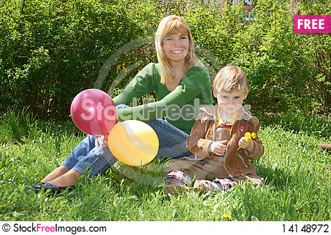 Free Family Stock Photography - 14148972