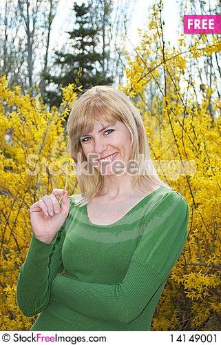 Free Woman Stock Image - 14149001