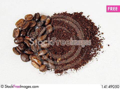 Free Coffee Beans Stock Photo - 14149050