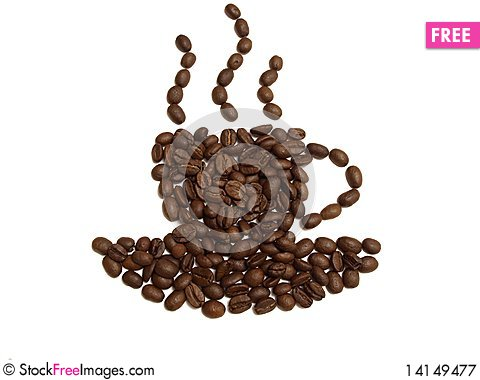 Free Coffee Royalty Free Stock Photography - 14149477