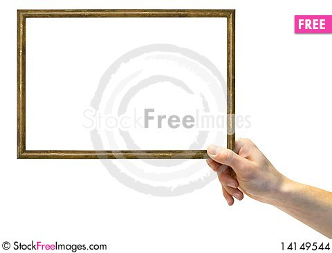 Free Framework In Hand Stock Images - 14149544