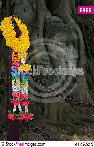Free Temple Of Thailand Royalty Free Stock Photo - 14149555