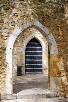 Free Gates Through Time Stock Photo - 14141120