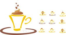 Free A Cup Of Coffee Royalty Free Stock Photos - 14141458