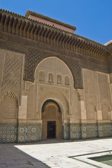 Free Marrakesh, Morocco Royalty Free Stock Photos - 14143108