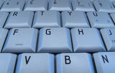 Free Keyboard Of Laptop Stock Photos - 14144153