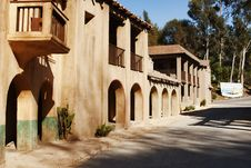 Free Mexican Villa 1 Of 2 Stock Photography - 14144712