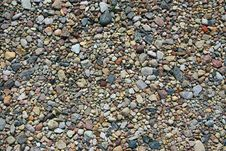 Free Small Colour Stones Royalty Free Stock Photo - 14145305