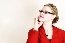 Free Business Woman Stock Photos - 14145413