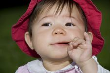 Free Cute Little Girl Royalty Free Stock Photography - 14146587