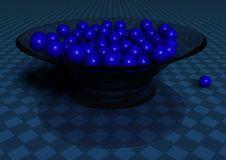 Golf Balls In A Cup Stock Photos
