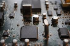 Electronic Board Stock Photography