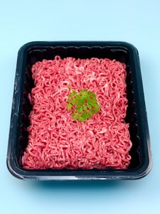 Beef Mince Stock Images