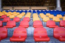 Free Stadium Seats Stock Photography - 14148012