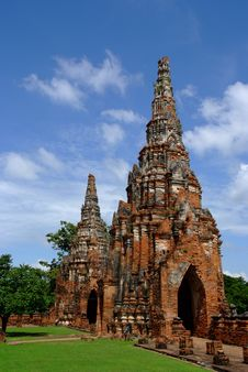 Free Ayutthaya Stock Photos - 14148153