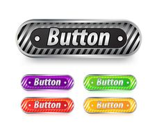 Free Glossy Buttons Royalty Free Stock Photos - 14149998