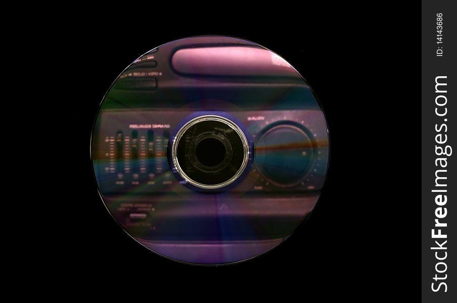 DVD mirror