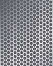 Free Perforated Metal Background Stock Photo - 14150080