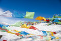 Free Prayer Flags Royalty Free Stock Image - 14150506