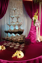 Free Romantic Champagne Tower Stock Photos - 14150703