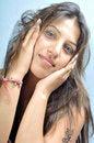 Free Indian Model Girl Stock Image - 14153431