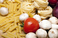 Free Cooking With Italian Ingredients Stock Image - 14154581
