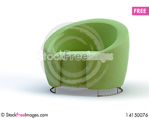 Free Stylish Chair Royalty Free Stock Image - 14150076