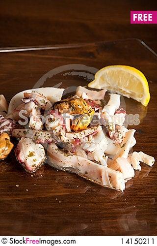 Free Seafood Stock Image - 14150211