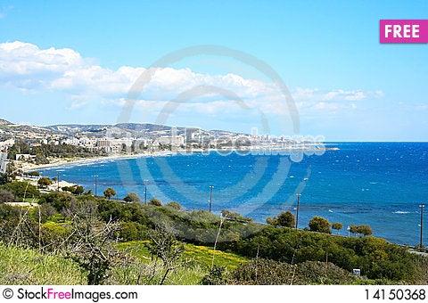 Free Cyprus Landscape Royalty Free Stock Photos - 14150368