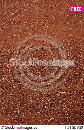 Free Soil  Brown Stock Photography - 14150952