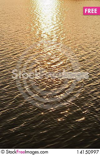 Free River Of Thailand Royalty Free Stock Photography - 14150997