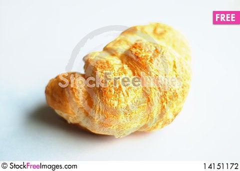Free Croissants Stock Photography - 14151172