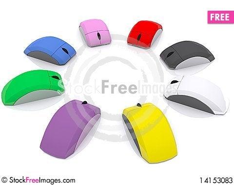 Free Mouse Meeting Stock Photos - 14153083