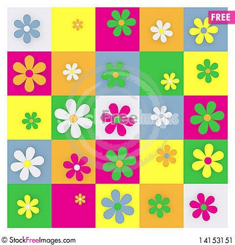 Free Daisies Stock Image - 14153151