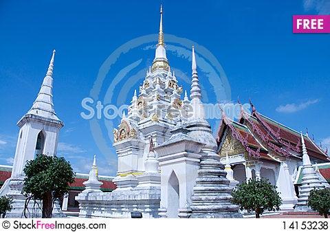 Free Pagoda Royalty Free Stock Photos - 14153238