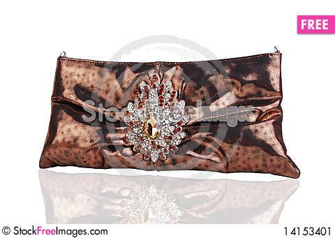 Free Clutch Purse Stock Image - 14153401