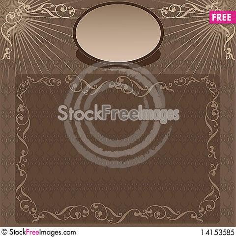 Free Decorative Background Royalty Free Stock Photo - 14153585