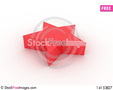 Free Star Royalty Free Stock Photography - 14153827