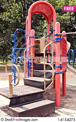 Free Playground Royalty Free Stock Photo - 14154075